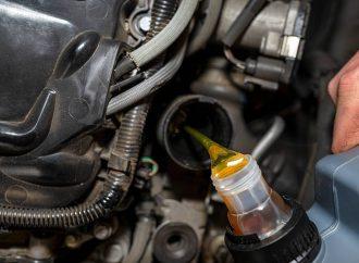 Regularne wymiany oleju gwarancją płynności jazdy